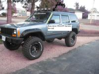 wiring lights to roof rack... - Jeep Cherokee Forum