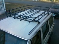 Homemade Roof Rack without Welding - Page 11 - Jeep ...