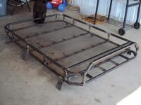 hmm homemade roof rack... - Jeep Cherokee Forum