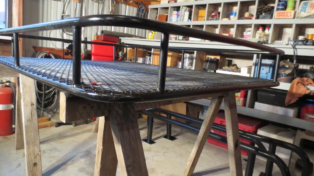 Custom Roof Rack Build Jeep Cherokee Forum