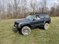 Homemade Roof Rack - Pirate XJ - Page 7 - Jeep Cherokee Forum