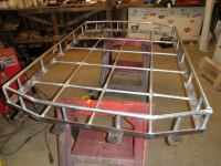 Homemade Roof Rack - Pirate XJ - Jeep Cherokee Forum