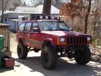 Homemade Roof Rack? - Jeep Cherokee Forum