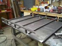 Homemade Roof Rack With 4 KC Lights - Jeep Cherokee Forum