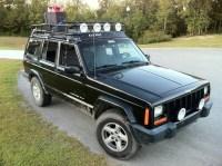 Post your ROOF RACK - Jeep Cherokee Forum