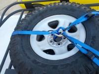 DIY Roof Rack Tire Carrier - Jeep Cherokee Forum