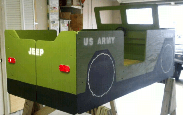 Jeep Toddler Bed Finished Jeep Cherokee Forum