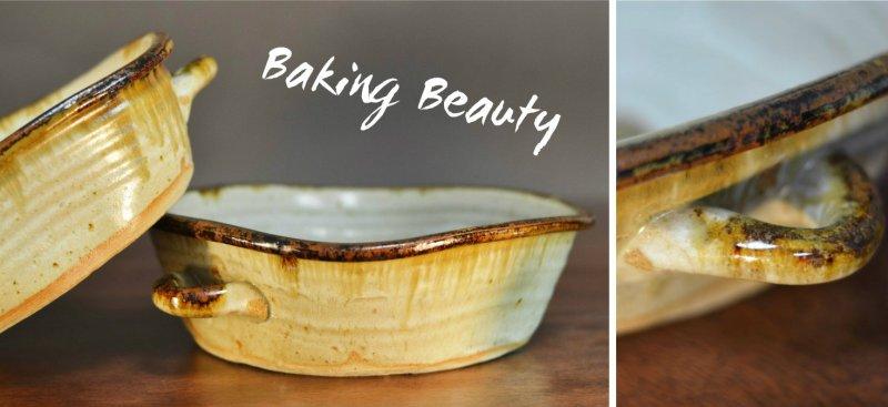 Cherrico Pottery Pottery Baking Dish Bakeware, nuka-iron-bakeware-banner