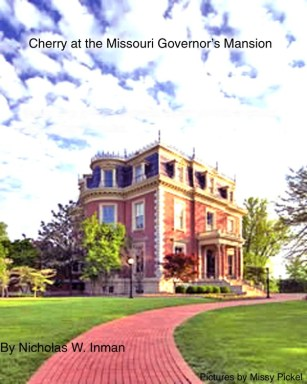 Cherry at the Governor's Mansion