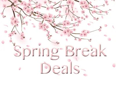 Spring Break Deals Around Washington DC