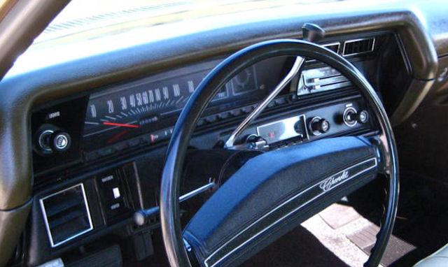 1972 Chevelle\u0027s SS option