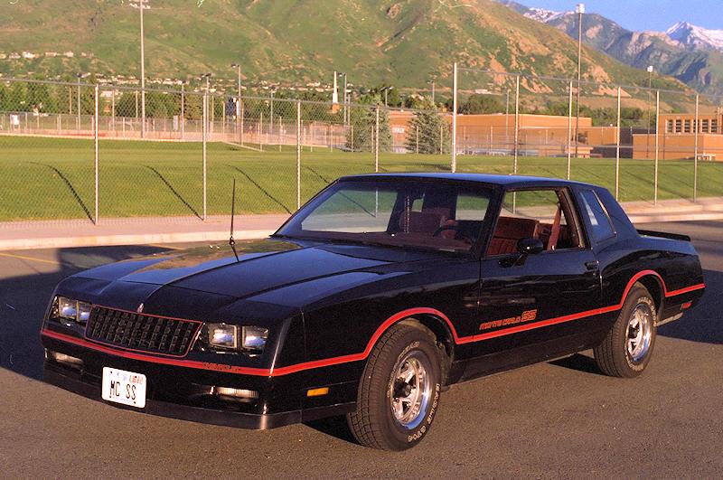 1985 Monte Carlo SS - \