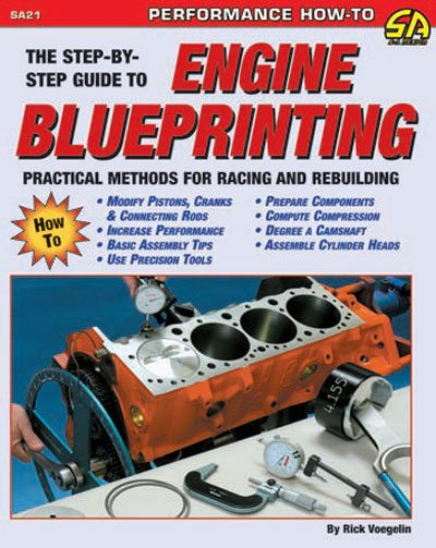 Big-Inch Chevy Small-Block Building and Blueprinting Cheat Sheet - copy blueprint engines how to
