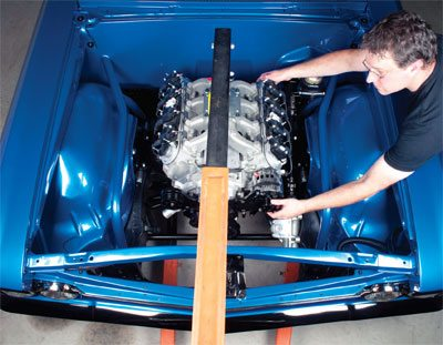 How to Swap an LS Engine into Your Chevelle - Step by Step