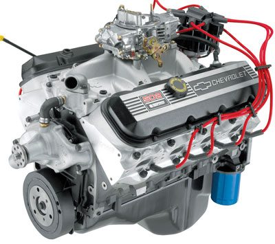 The Complete History of Chevy Big-Block Engines