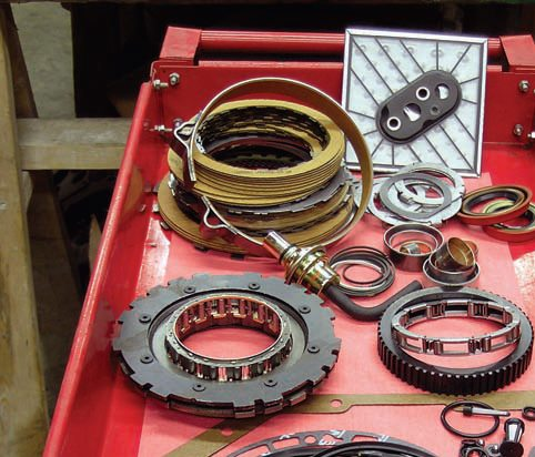 GM TH350 Transmission Assembly Guide - Chevy DIY