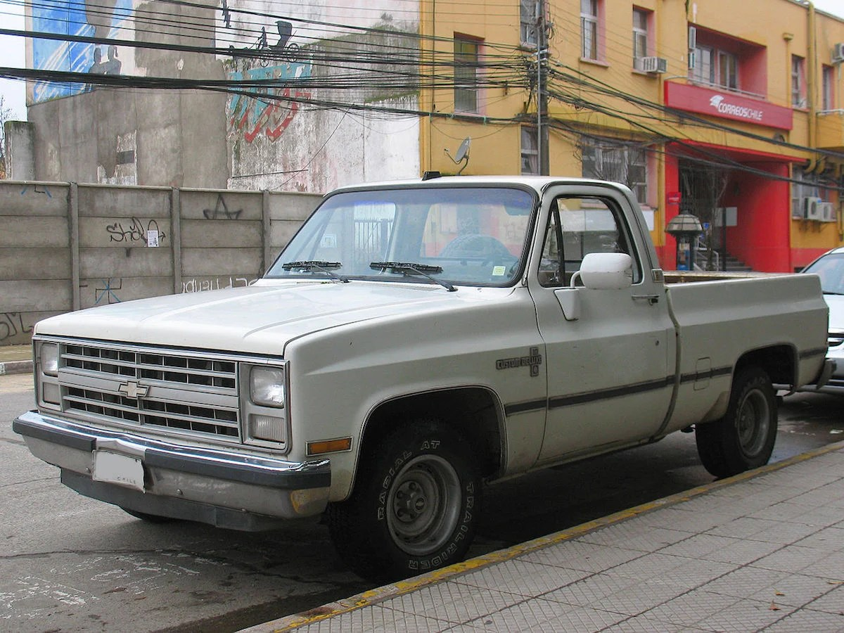 Hp Wiring Diagram Top 5 Chevy Pickups Of All Time 1 1988 C K Pickup