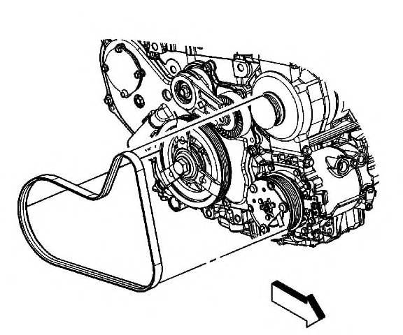 2007 hhr engine diagram