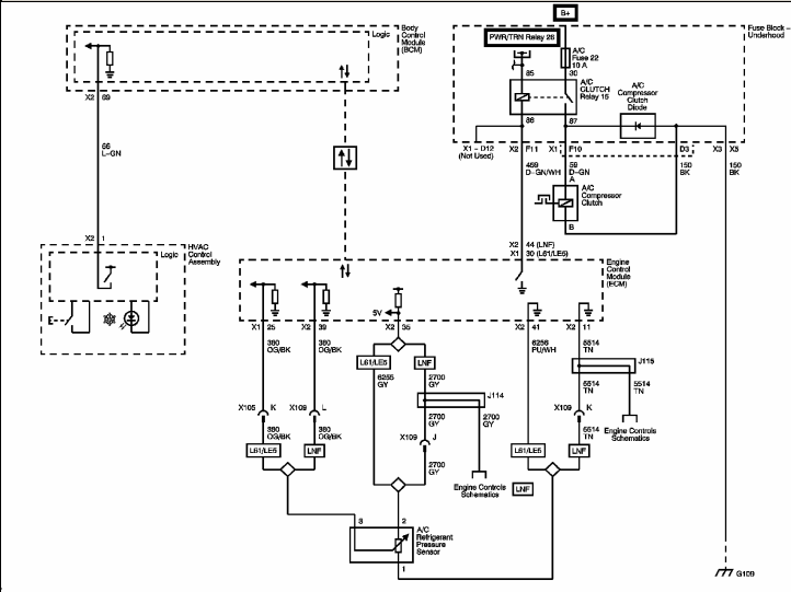electric chevy cobalt fuse box schematic