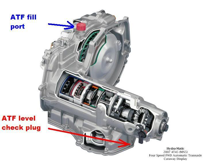 Hard Shifting, Traction Control Light and P0010 P0011 - Chevy HHR