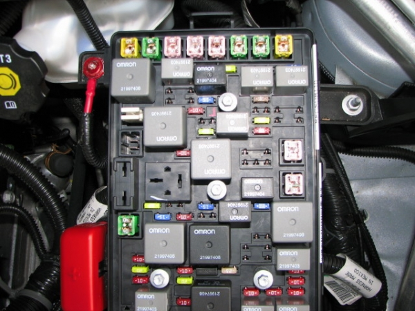 Hhr Fuse Box - Wiring Diagram Progresif