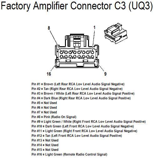 hhr radio wiring diagram 2001