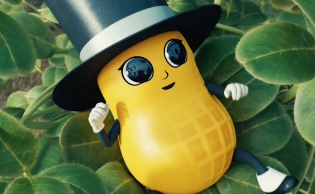Mr Peanut Resurrected As Baby Nut In New Super Bowl 2020