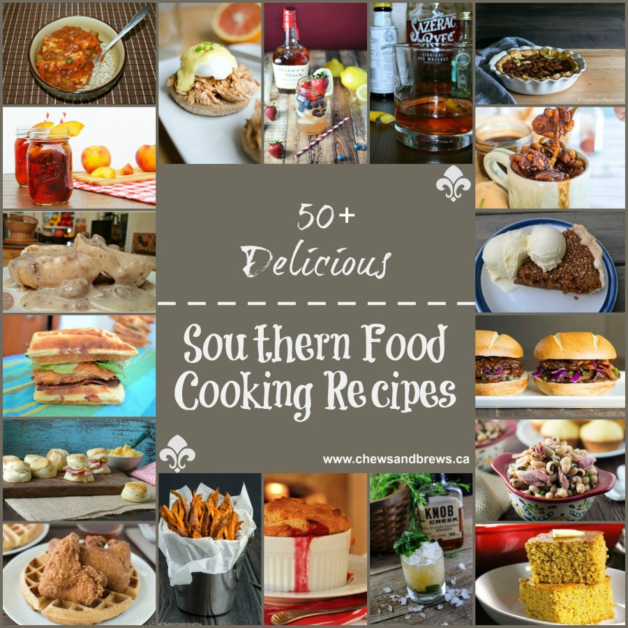 Southern Food Cooking