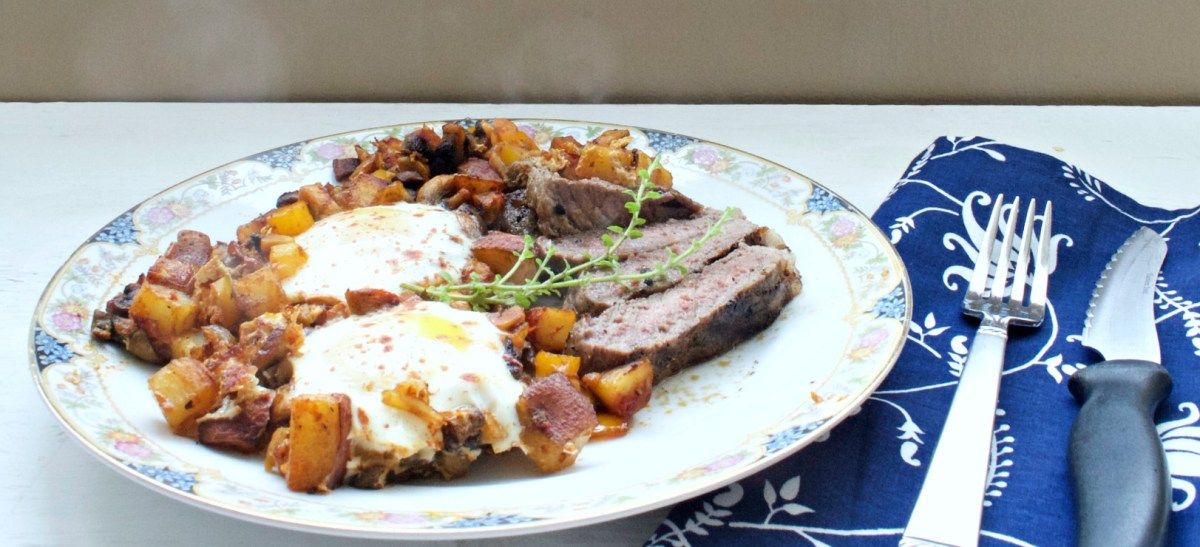 How to Make Your Steak and Eggs Breakfast Amazing
