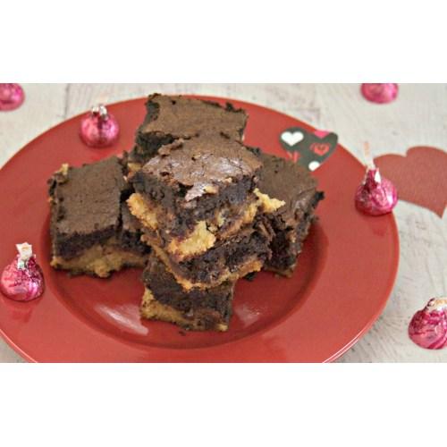 Medium Crop Of Slutty Brownies Recipe