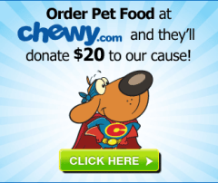 Order Pet Food & Support Us!