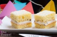 Ricetta merendine fatte in casa con ricotta e confettura di albicocche