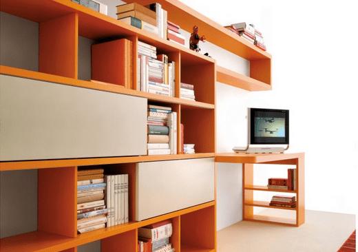 Idee arredamento soggiorno la libreria moderna - Idee arredamento soggiorno ...