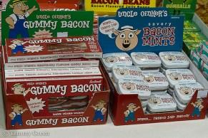 Bacon Gummy & Mints