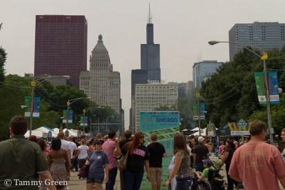 Taste of Chicago, Day 2