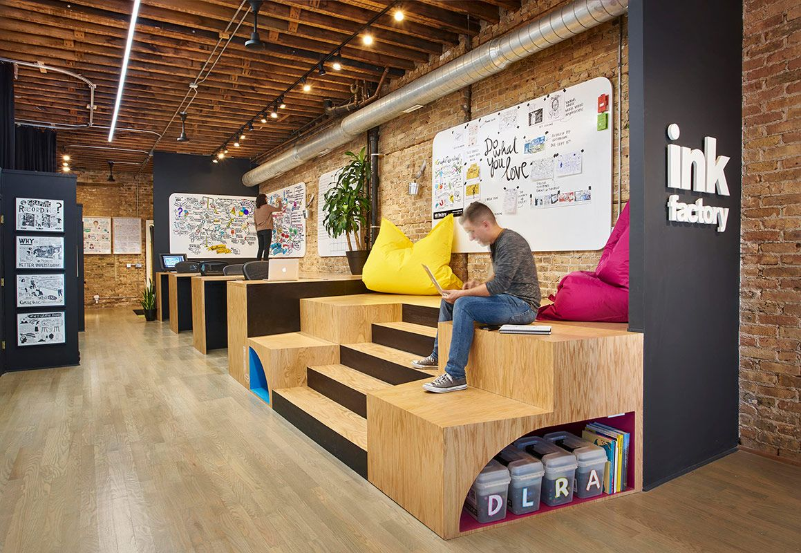 Chicago39s Coolest Offices 2016 Crain39s Chicago Business
