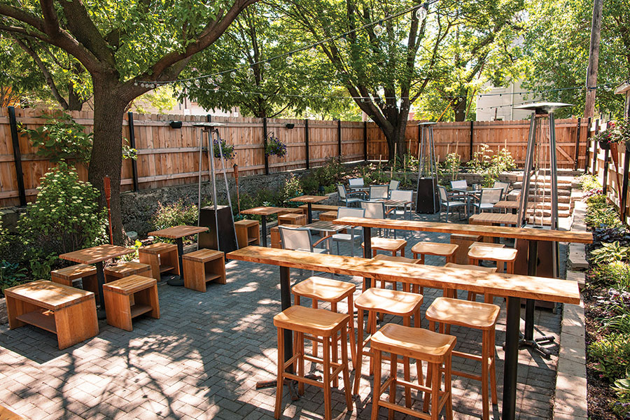 Chicago39s Best Hidden Restaurant Patios
