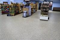 Epoxy Flooring Chicago IL: Colored Concrete Paint Floors