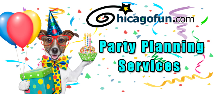 Chicago Area Party Planning Services ChicagoFun - party planning