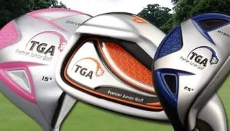 TGA Premier Junior Golf Launches New Golf Club Line