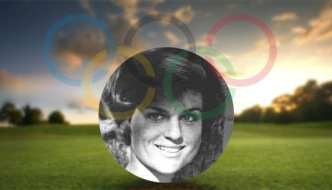 The Chicago Golfer Who Became the First Female Olympic Champion