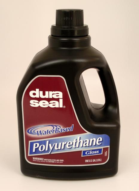 Dura Seal Water Based Polyurethane Gloss Hardwood Floor