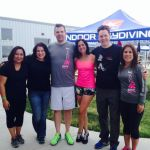 Operation Pink Sky with the Chicagoland Skydiving Center [video]