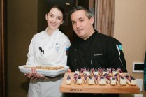 Chef Claire & Chef Morris of Rural Society