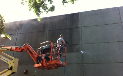 Commercial Pressure Washing Chicago