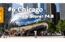 Chicago Scores for People Who Walk