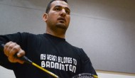 Iraqi Badminton Champion Shares Passion with West Ridge Elementary School.