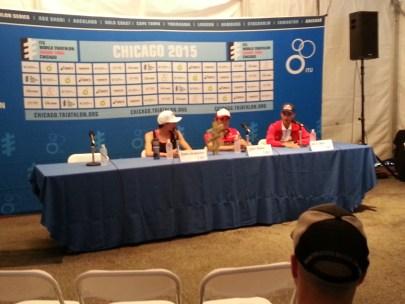 History Made at ITU World Triathlon Grand Final