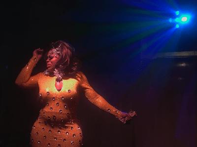 Savannah dancing. Photo courtesy: Cimone Dailey