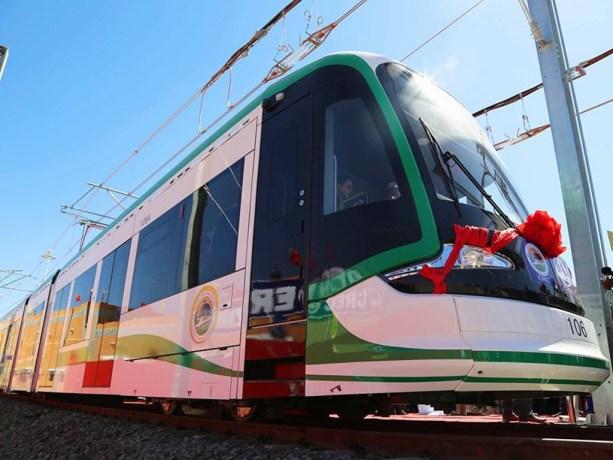 Addis Ababa urban metro